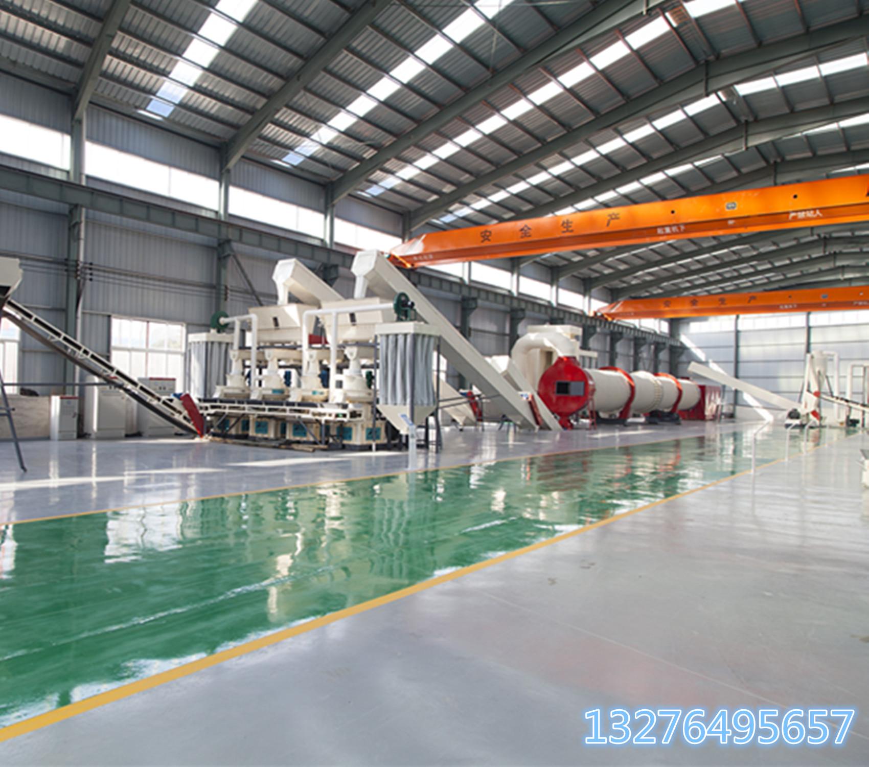 环保能源设备ZLG560生物质颗粒机厂家直供可分期付款