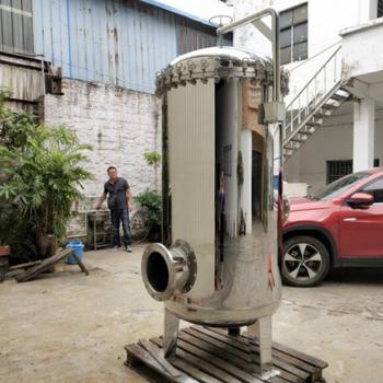 郑州定制前置保安精密过滤器水处理大流量高效过滤器河南厂家