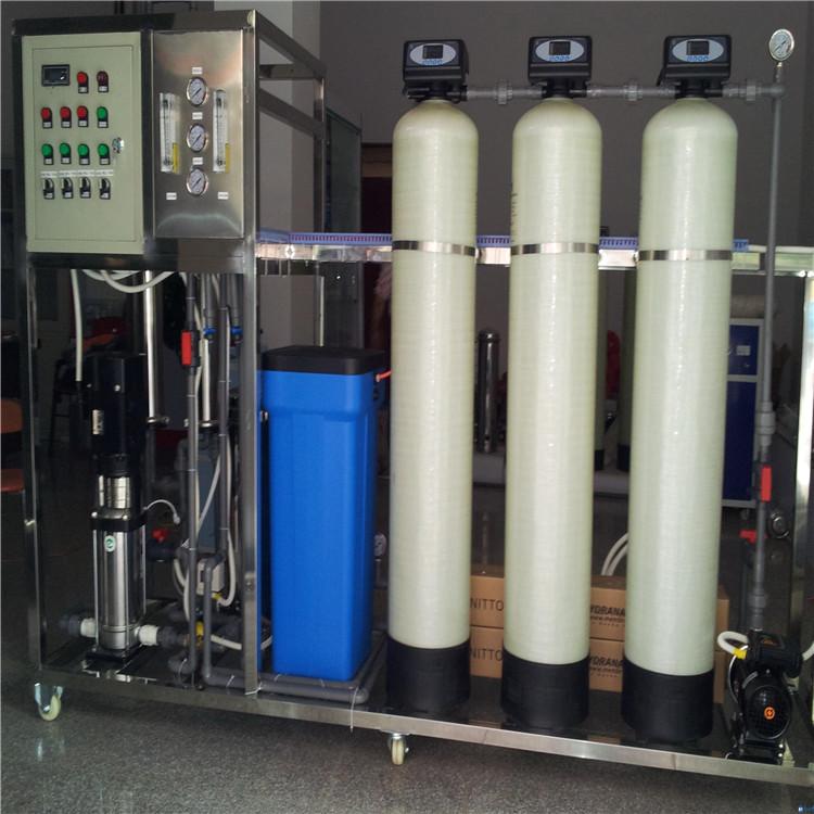 郑州生产车用尿素反渗透纯净水设备安阳2吨纯净水设备鹤壁