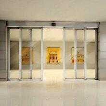 天津和平区玻璃门维修,玻璃门维修方法图片