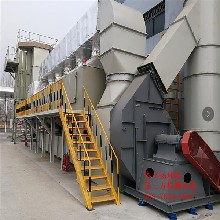 45000风量催化燃烧-环保设备畅销厂家//银川