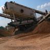移动建筑垃圾破碎机厂家山石粉碎机泰安移动破碎机站价格
