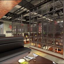 北京港式茶餐厅装修公司港式茶餐厅设计图片