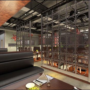 北京港式茶餐厅装修公司港式茶餐厅设计