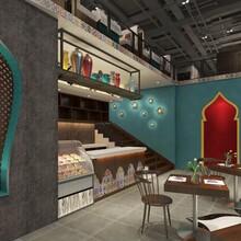 北京泰国餐厅装修公司泰国餐厅设计图片