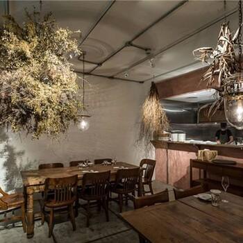 北京台湾餐厅装修公司