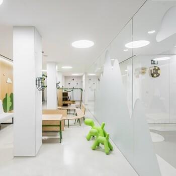 燕郊牙科医院设计公司牙科医院装修