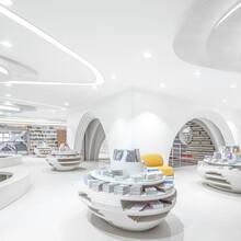 燕郊书店设计公司哪家好图片