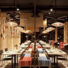 燕郊西班牙餐厅设计公司西班牙餐厅装修图片