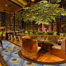 燕郊云南餐厅装修公司云南餐厅设计图片