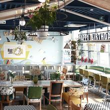 燕郊亲子餐厅装修公司亲子餐厅设计图片