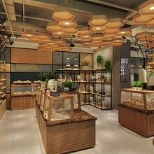 燕郊面包房装修公司面包房设计图片