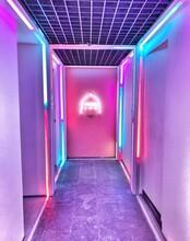 北京网红店设计空白实验室设计风格图片
