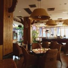金链花泰国餐厅设计泰国餐厅装修公司图片