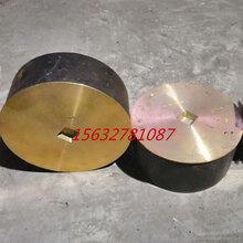 铸铁排水管清扫口质量铜盖清扫口生产厂家图片