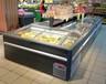 鶴壁新鄉哪里有賣組合島柜超市臥式冰柜