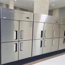 中牟哪里卖商用立式冰柜四门六门冰箱图片