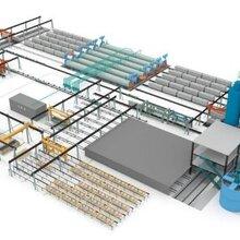 供应优质加气混凝土设备混凝土加气砌块设备图片
