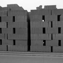液壓水泥砌塊設備免蒸加氣塊設備全套混凝土砌塊設備圖片
