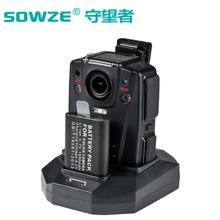 厂家直销1080P便携式录像机带GPS手持式高清现场记录仪