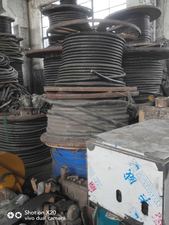 电线回收(2019 电线回收多少钱一斤)厂价回收