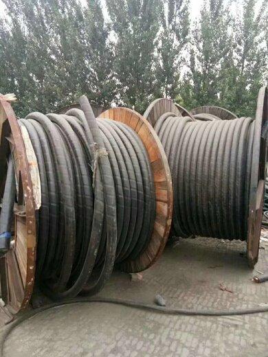 整盘120铝线电缆回收联系方式