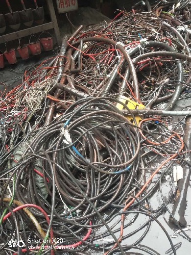 本溪50铝线回收施工