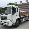 油罐车解放-解放J6铝合金油罐车轻量化气囊厂家直销