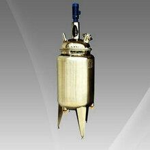 全不锈钢搅拌器不锈钢发酵罐搅拌器生产厂家图片