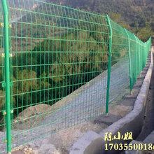 连城长汀刀片刺绳护栏网小区围栏网专业生产-龙岩护栏网厂家图片