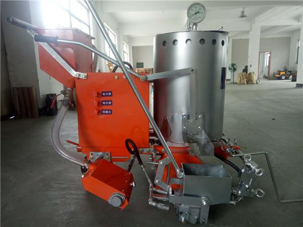 红河蒙自高速公路热熔划线机厂家生产