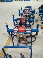 浙江溫州礦用氣動雙液注漿泵多少錢河南豫工機械有限公司圖片