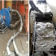山東青島耐腐蝕化工原料蠕動軟管泵型號全圖片