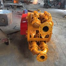 安徽黃山工業級抗腐蝕隧道用軟管泵使用說明圖片
