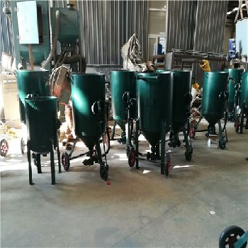 內蒙古自治區通遼市液體噴砂機型號豫工機械