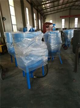 四川省阿坝藏族羌族自治州干式喷砂机用在哪里豫工机械设备