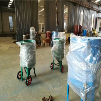 遼寧省遼陽市干式噴砂機用在哪里豫工機械設備