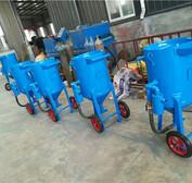 福建省莆田市液体喷砂机型号豫工机械