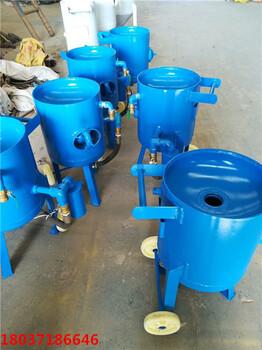 兰州市喷砂机用多大空压机豫工机械