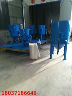 钦州市喷砂除锈机生产厂家豫工图片2