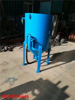 钦州市喷砂除锈机生产厂家豫工图片1