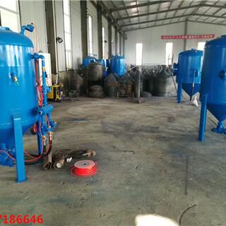 忻州市干式喷砂机好用吗豫工图片1
