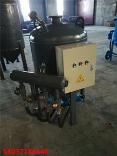 钦州市喷砂除锈机生产厂家豫工图片4