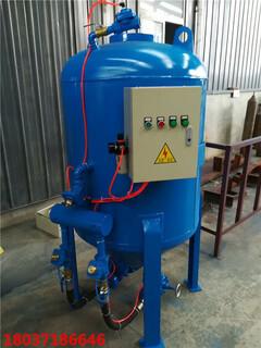 阿里地区干式喷砂机用在哪里豫工机械图片5