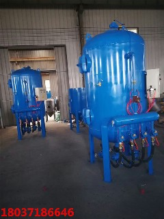 钦州市喷砂除锈机生产厂家豫工图片3
