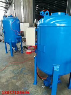 阿里地区干式喷砂机用在哪里豫工机械图片6