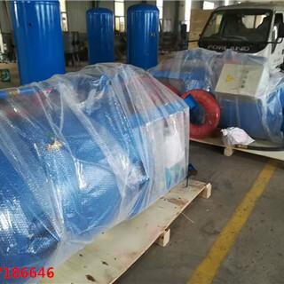 钦州市喷砂除锈机生产厂家豫工图片6