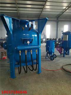 阿里地区干式喷砂机用在哪里豫工机械图片2