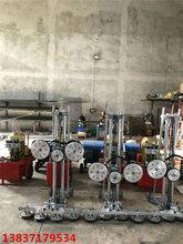 庆阳市混凝土液压绳锯机含调试液压绳锯切割机图片