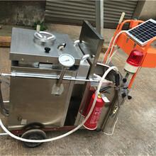 云南省紅河州小型瀝青灌縫機用途圖片